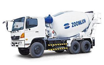 Бетоносмеситель Zoomlion