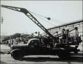 Первый механический автомобильный кран XCMG